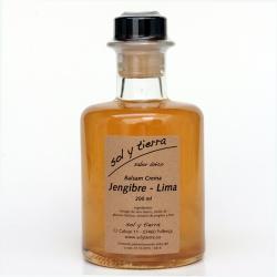 Balsam Crema Jengibre - Lima / Ingwer - Limette
