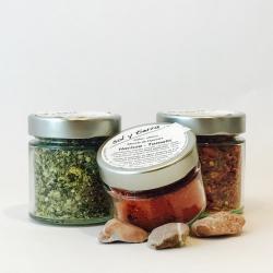 Especias - Colección de tres