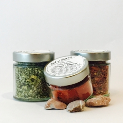 Spices - Collection with three