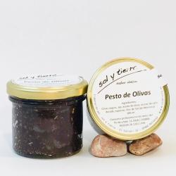 Pesto de Olivas