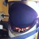 Mandeln mit Cirereta, über Holzfeuer geröstet