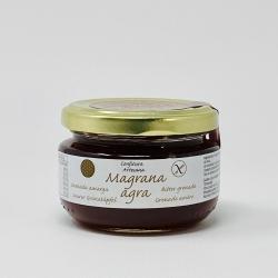 Wildes Granatapfelgelee