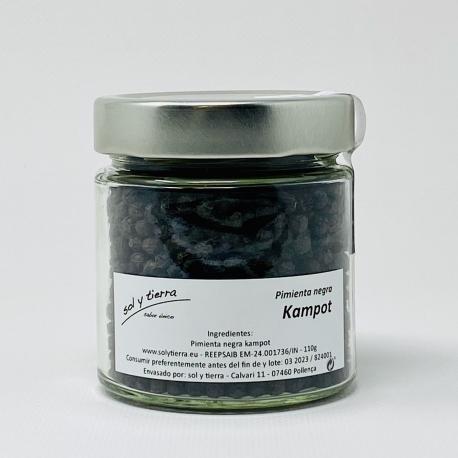 Pimienta negra de Kampot
